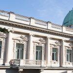 """Das Projekt """"Essen III KG"""" wird in diesem Jahr mit dem Bernhard Remmers Preis in der Kategorie National ausgezeichnet. Mieter der Immobilie ist die Deutsche Bank. Bild: Remmers, Löningen"""