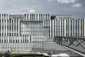 BIM-Modell: Projekt Boehringer Ingelheim Austria/Forschungsinstitut für Molekulare Pathologie (IMP), Wien.