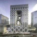 Hochhaus Morpheus Hotel & Resorts at City of Dreams, Macau