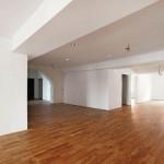 Im OG entschied sich der Architekt wegen hoher Anforderungen an Tragfähigkeit und Stabilität für einen zweilagigen Flächenhohlboden.