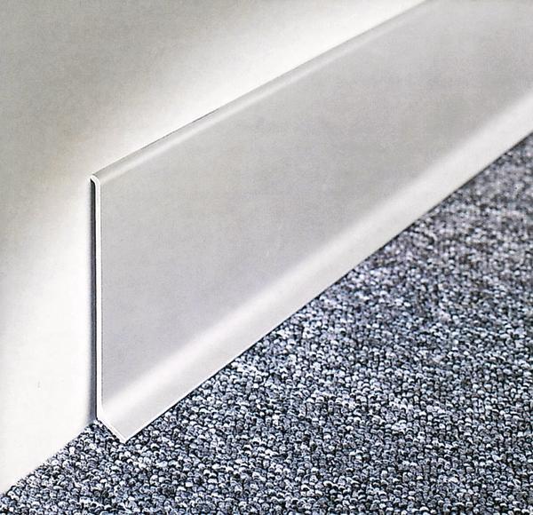 sockelleisten aus metall. Black Bedroom Furniture Sets. Home Design Ideas
