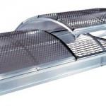 Insektenschutzgitter für Lichtkuppeln Bilder: Essmann Group
