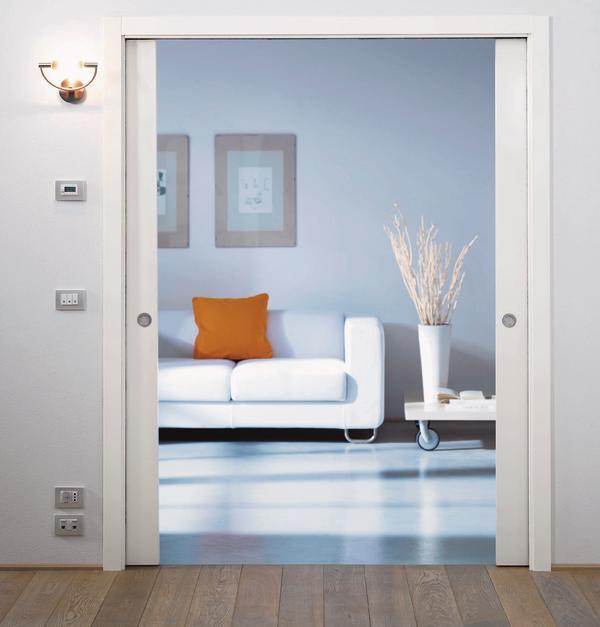 barrierefreiheit mit schiebet ren. Black Bedroom Furniture Sets. Home Design Ideas