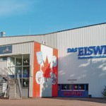 Eissporthalle der Stadtwerke Iserlohn.