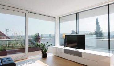 barrierefreie t ren mit schiebetechnik. Black Bedroom Furniture Sets. Home Design Ideas