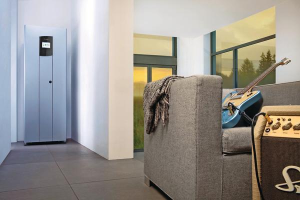 vernetzung von w rmepumpe und photovoltaik. Black Bedroom Furniture Sets. Home Design Ideas