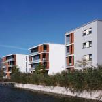 Universitätsviertel grüne Mitte Essen: Das Projekt Pier 78 von Koschany + Zimmer Architekten ist Teil des neuen Quartiers zwischen Universität und Stadtmitte.