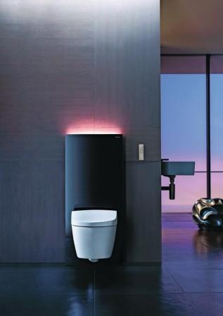 wc mit komfort und wellness. Black Bedroom Furniture Sets. Home Design Ideas