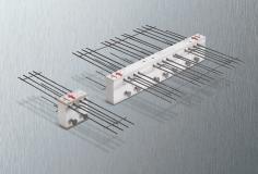 Gegen Transmissionswärmeverluste an Balkonplatten: Thermische Entkoppelung mit HIT.