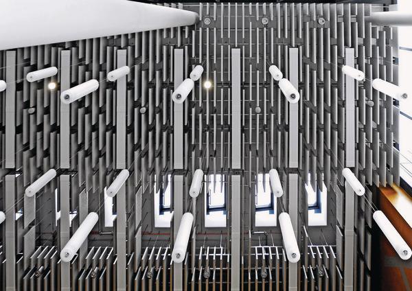 Der Rat für Formgebung hat die Baffeln des Akustikspezialisten Heradesign für den German Design Award nominiert.