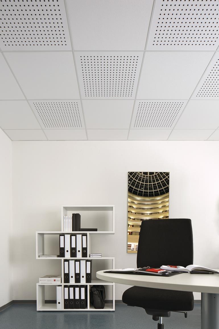 Büro mit minimalistischer Einrichtung. Bild: OWA