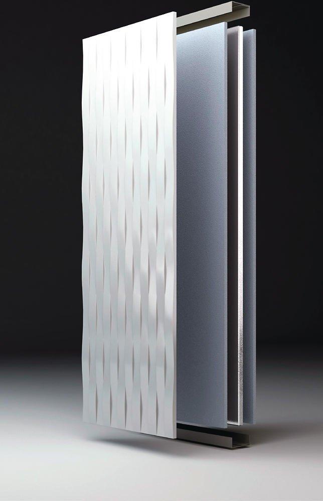 Hochleistungswärmedämmplatte Calostat - Für Außen, Kern- oder Innendämmung geeignet.