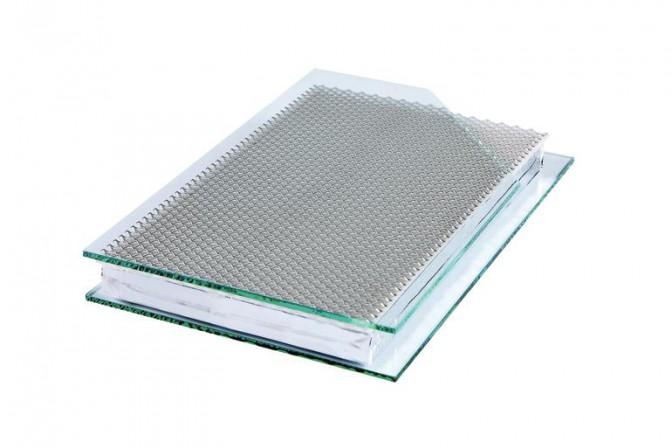 Hochleistungs-Isolierglasmodul
