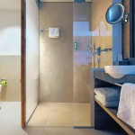 Platzsparend: Die Washlets sind Toilette und Bidet in einer Funktion.