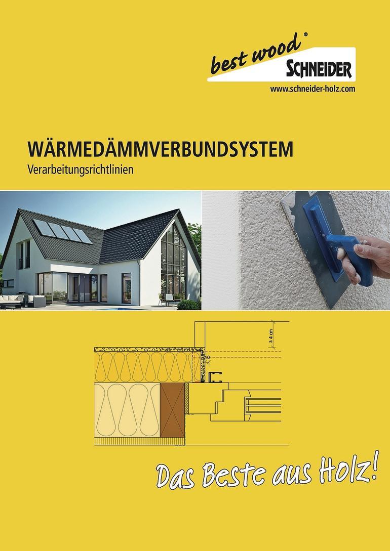 best wood Schneider-Broschüre.