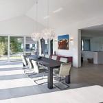 Großzügig und lichtdurchflutet: Der Wohn- und Essbereich steht für die neue, offene Gestaltung des Grundrisses.