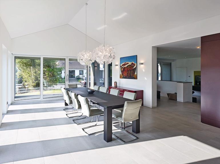umbau und aufstockung eines wohnhauses in solingen dunkle w rmereflexion. Black Bedroom Furniture Sets. Home Design Ideas