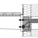 Schnittzeichnung Isokorb R. Bilder: Schöck Bauteile GmbH