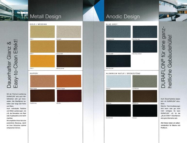 Material- und Farbkatalog. Bild: HD Wahl