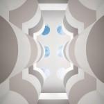 Die feinen Oberflächen von Balkonen und Decken wurden mit Knauf Multi-Finish M in der Qualitätsstufe Q3 realisiert.