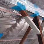 Luftdichtheit: Detaillösungen sind Planersache. Alle Bilder: Dörken GmbH & Co. KG