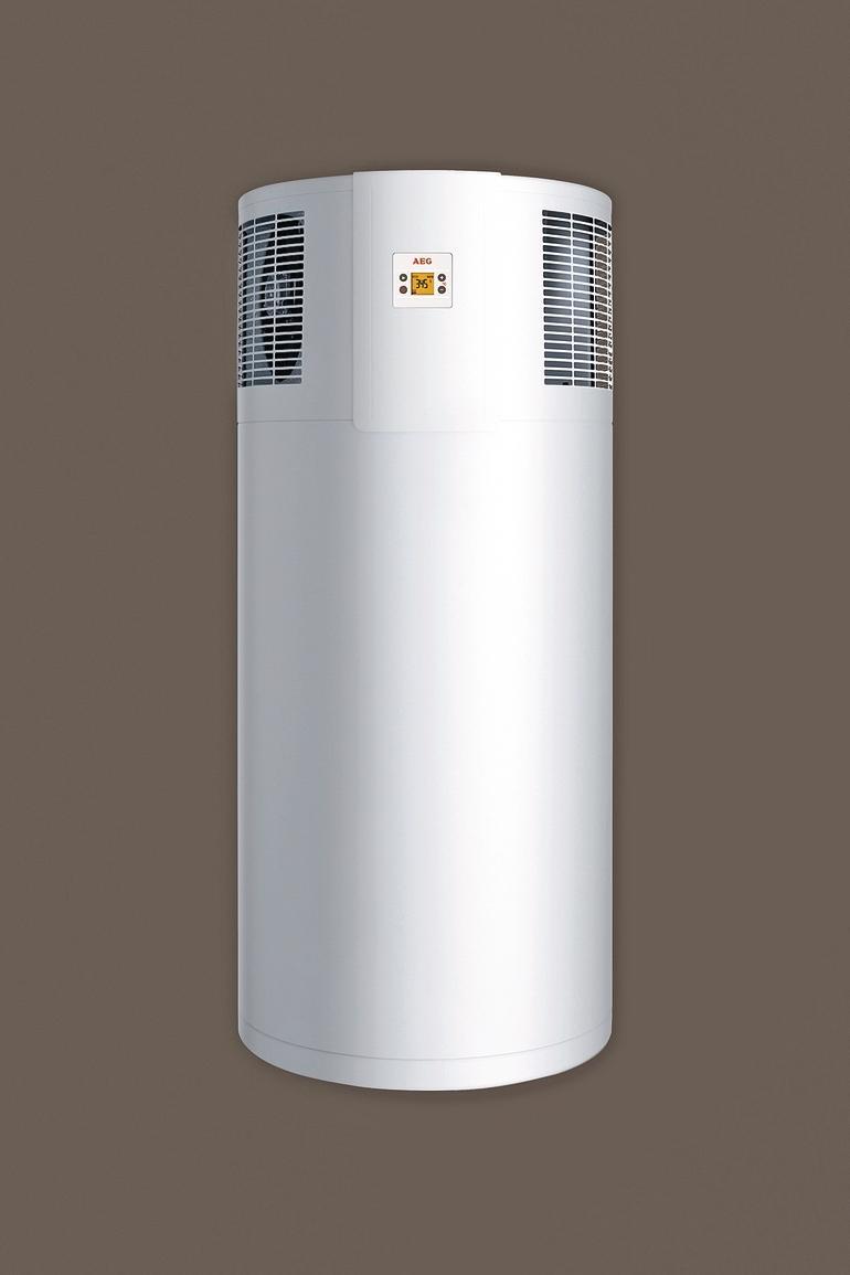Warmwasser-Wärmepumpe mit PV-Anbindung