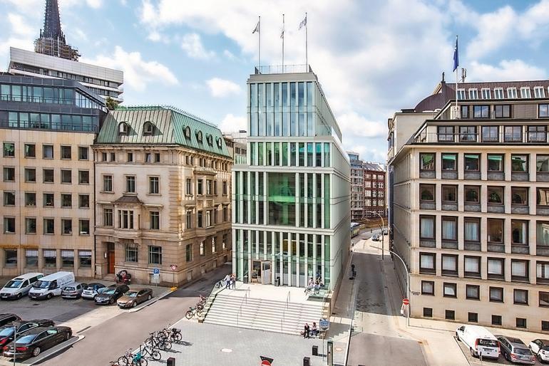 Hamburg Hotel Green