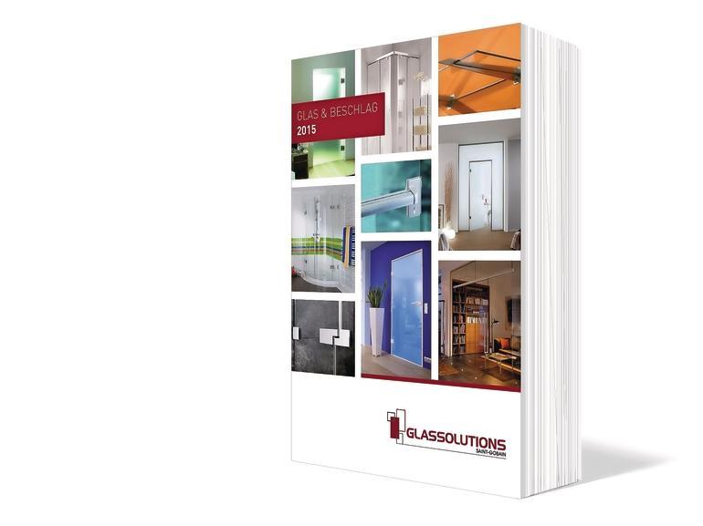 Glas & Beschlag Katalog 2015 von Glassolutions.