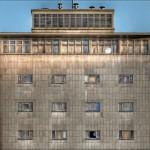 In den 50er-Jahren als Getreidespeicher errichtet, blieb der Zweckbau seit den 80ern fast 20 Jahre ungenutzt. Bilder: www.klaus-hackl.com / Architekt: Schmucker u. Partner, Mannheim