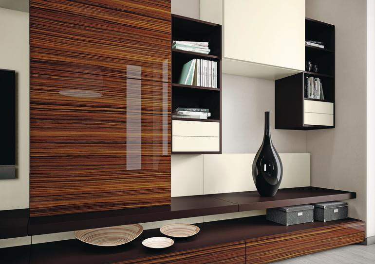Oberflächenstrukturen auf neuem Qualitätsniveau. Bild: Egger Holzwerkstoffe