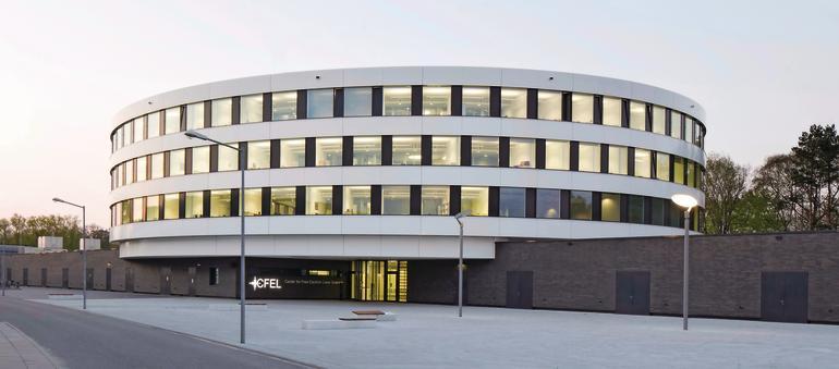 Neubau eines Forschungszentrums in Hamburg von hammeskrause architekten
