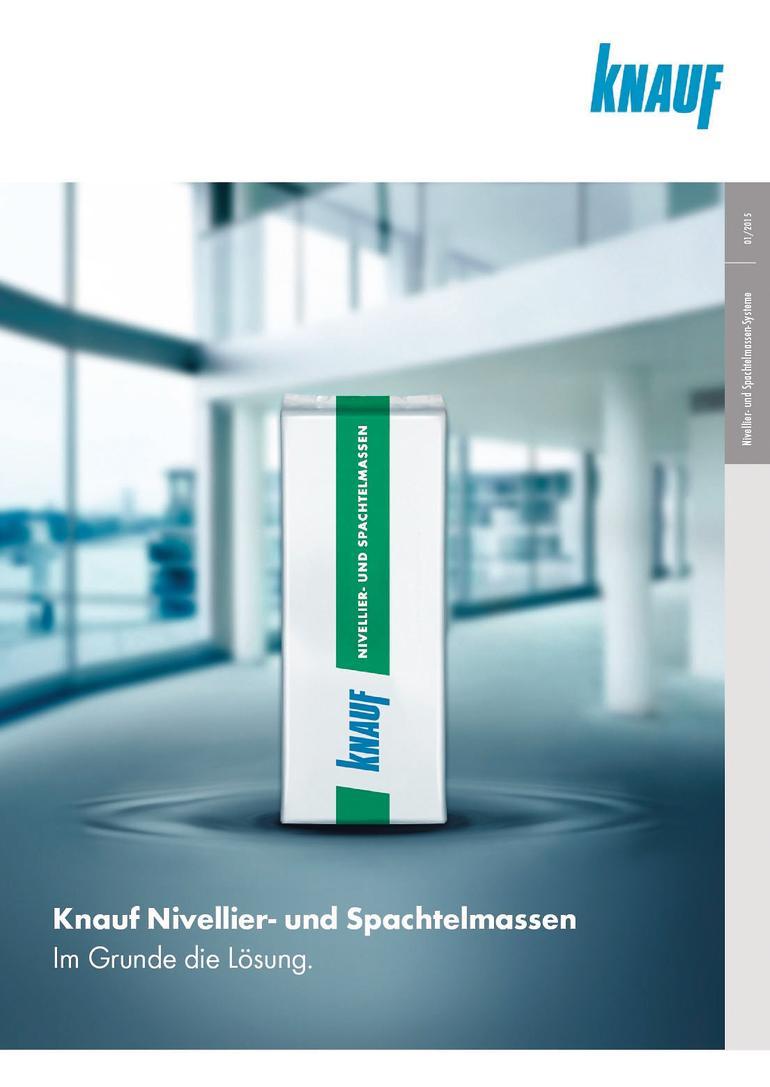 Knauf-Broschüre.
