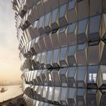 Geometrisch frei gestaltbare Gebäudehüllen inklusive Planungssicherheit. Bilder: Schüco International KG