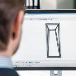 In den 3D-Planungsbausteinen sind alle relevanten Daten des Elements so hinterlegt, dass in der Entwurfsphase auch alle technisch-physikalischen Angaben planungs- und projektgerecht bereitgestellt werden.