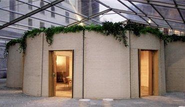 """""""3D Housing 05"""" - ein Gebäude aus dem 3D-Drucker von Arup und CLS Architekten. Bild: Arup / Luca Orlandini"""
