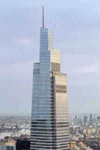 Skyscraper One Vanderbilt in New York City, USA