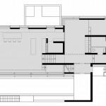 Grundriss Erdgeschoss. Zeichnung: miss-vdr architekten
