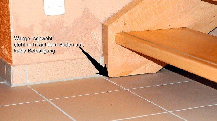knarren und quietschen bei holztreppen ursachen durch konstruktion und montage. Black Bedroom Furniture Sets. Home Design Ideas