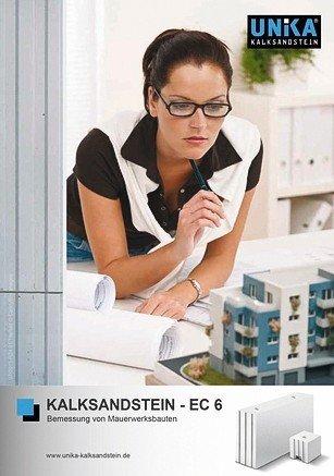 Unika Kalksandstein-Broschüre