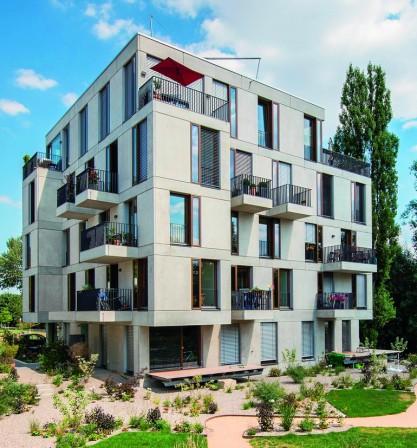 Kemmler Tübingen neubau eines mehrfamilienwohnhauses in tübingen sozialverträglich