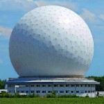 Beton-Sockelabdichtung bei einer Radarkuppel in Wachtberg. Bilder: Wolfgang Hauck Fotodesign / Kemper System