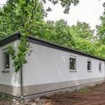 Kurze Bauzeit in Elementbauweise. Bilder: Xella Deutschland GmbH