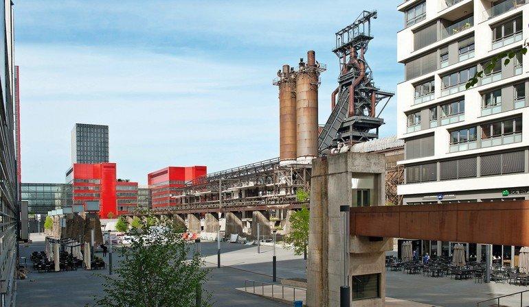 Entwässerungssystem für Kulturerbe in Luxemburg