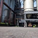 Fünf Kilometer der Rinne Bircosir wurden rund um ein ehemaliges Stahlwerkgelände in Belval eingebaut. Bild: Birco GmbH.