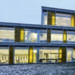 Erweiterungsbau für das Kopernikus-Gymnasium in Aalen. Bild: Liebel/Architekten