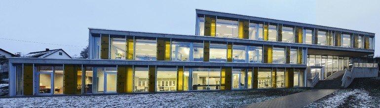 Erweiterungsbau für das Kopernikus-Gymnasium in Aalen