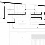 Grundriss Erdgeschoss. Zeichnungen: Philipp Architekten