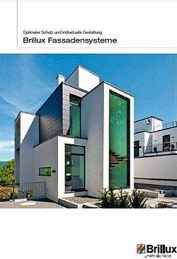 Broschüre zum Schutz von Brillux-Fassadensystemen.