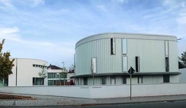 Profilglasfassade archive bba - Seidel architekten ...