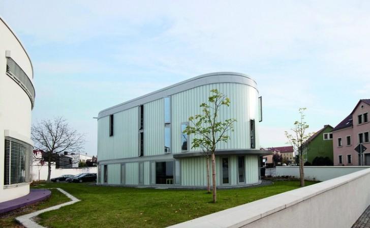 Neubau eines logistikzentrums in heidenau von seidel - Seidel architekten ...